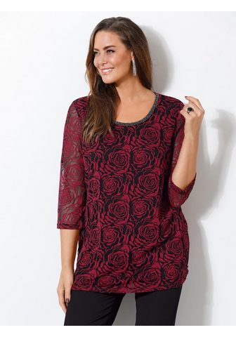 Блуза с цветочный Ausbrenner