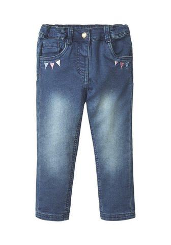 Джинсы-дудочки »Jeans с Stickere...