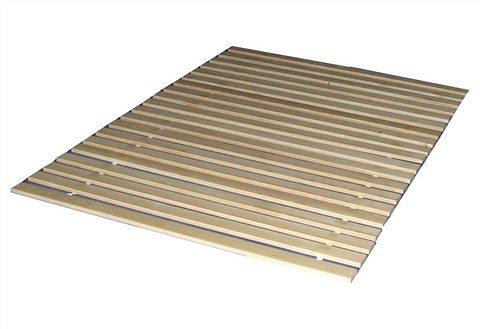 Massivholz-Rollrost, 20 Leisten | Schlafzimmer > Lattenroste > Rollroste | Breckle