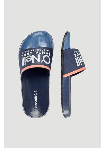 O'NEILL Šlepetės su Logoschriftzug »Slide Cali...