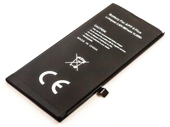 AGI »Handy-/Smartphoneakku kompatibel mit Apple APN:616-00364« Smartphone-Akku 2690 mAh