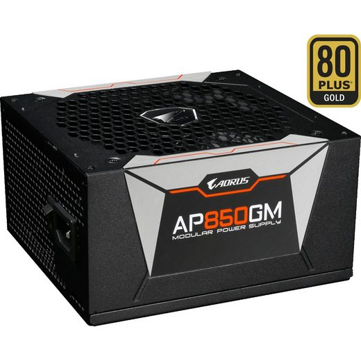 Gigabyte »AORUS P850W 80+ GOLD Modular« PC-Netzteil