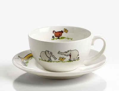 Ritzenhoff Tasse »Kaffeetasse mit Untertasse«