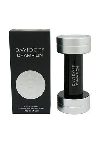 DAVIDOFF Eau de Toilette »Champion«