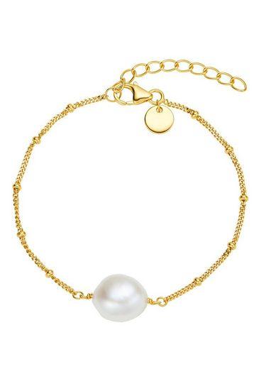 Noelani Armband »Baroque Pearl, 2030115«, mit Süßwasserzuchtperle