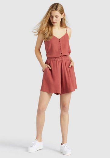 khujo Shorts »DORINA« im Loose Fit mit elastischem Bund