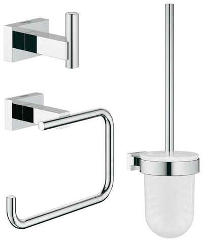 Grohe Badaccessoires-Sets »Essentials Cube«, 3 tlg.