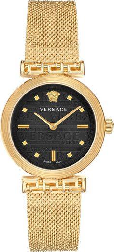 Versace Quarzuhr »Meander, VELW00720«