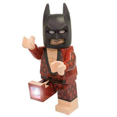 LEGO® LED Nachtlicht »Lego Kinder Lampen Superhelden Batman Superman LED Taschenlampe Ledlite Modelle: Batman«