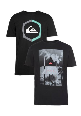 Quiksilver Marškinėliai »LONELY THING PACK FLAXTO...