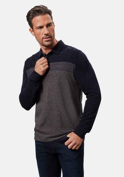 Pierre Cardin Langarm-Poloshirt »Longsleeve Poloshirt«