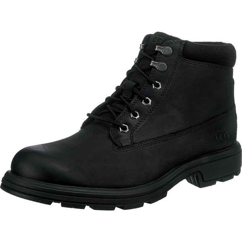UGG »M Biltmore Mid Boot Plain Toe Schnürstiefeletten« Schnürstiefelette