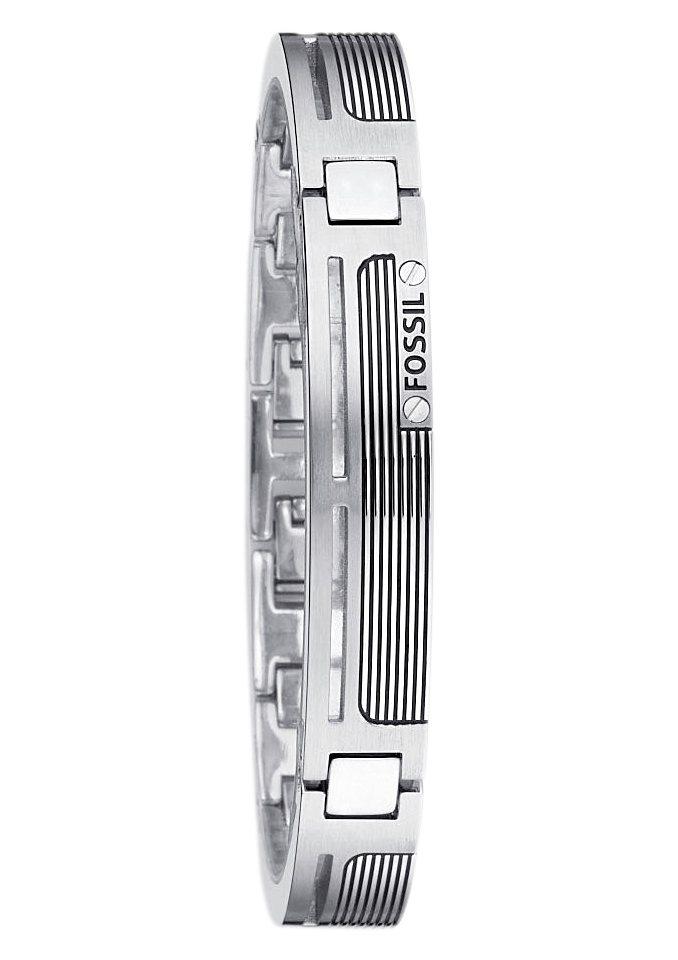 Fossil Armband »JF84476040« in silberfarben