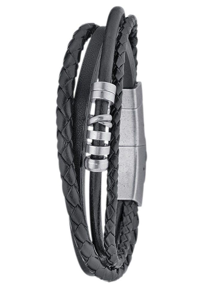 "Armband, Fossil, ""JF85299"" in schwarz"