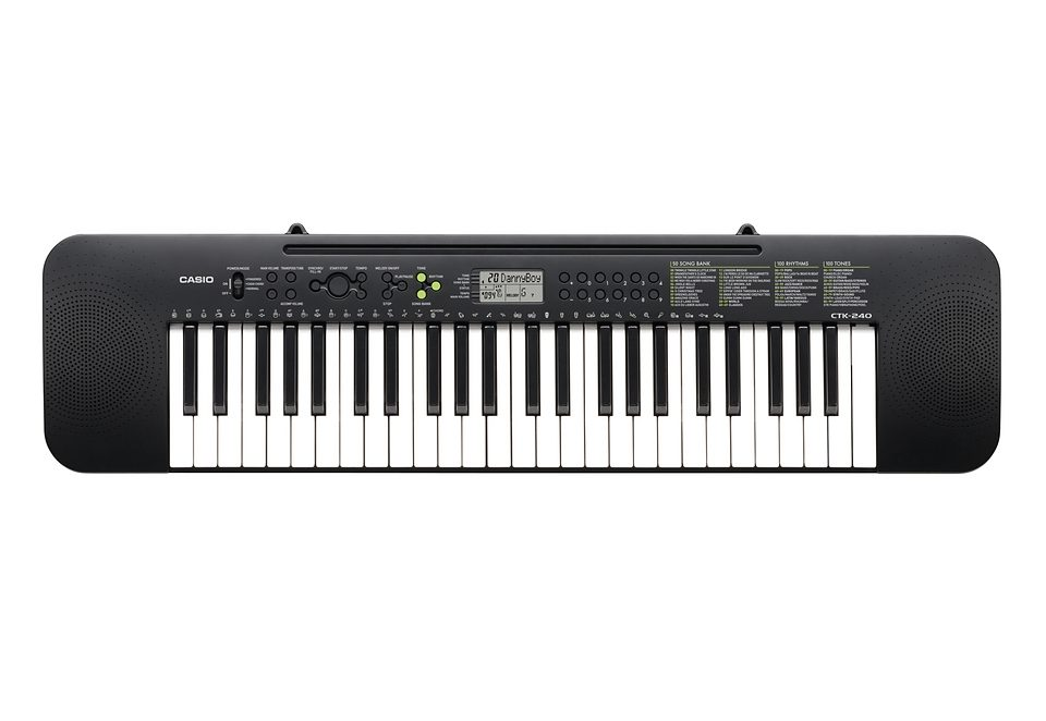 Casio® Standard Keyboard, »CTK-240«