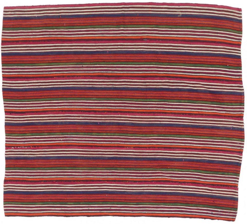 Designteppich »Perser Kelim Fars Azerbaijan 110x110 Handgewebt  Orientteppich«, Nain Trading, Höhe 10.10 mm online kaufen   OTTO
