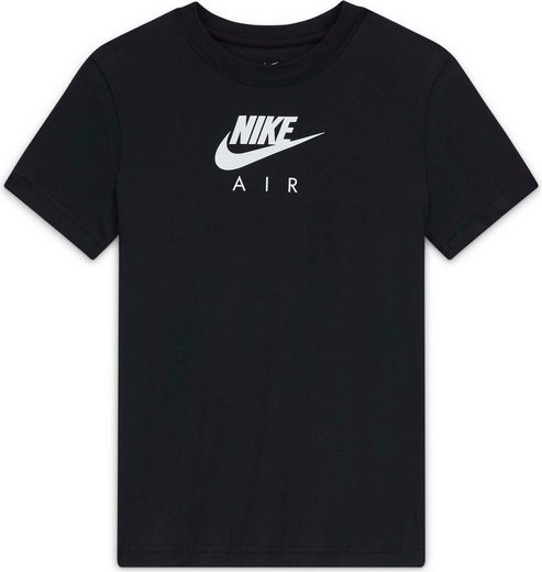 Nike Sportswear T-Shirt »GIRLS TEE NIKE AIR BOYFRIEND«