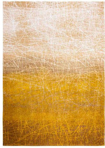 Teppich »FAHRENHEIT«, louis de poortere, rechteckig, Höhe 3 mm, Flachgewebe, modernes Design, 85% Baumwolle, Wohnzimmer