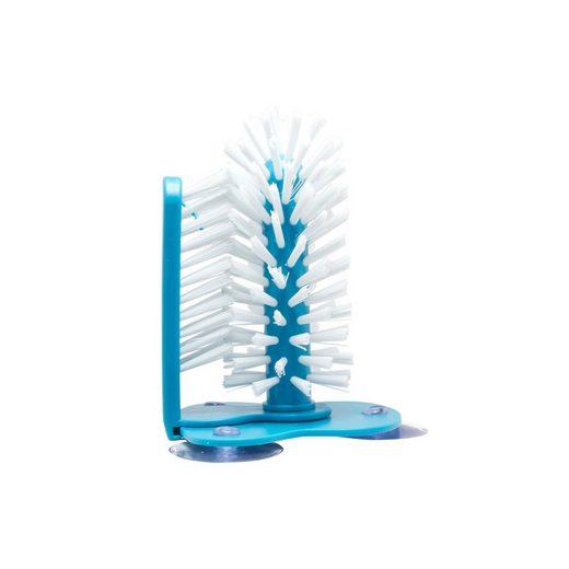 HTI-Living Spültuch »Spülbürste Gläser mit 3 Saugnapf«, (1-tlg)