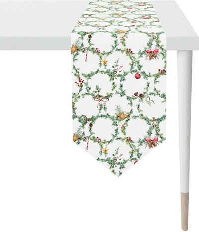 APELT Tischband »3606 Winterwelt« (1-tlg), Digitaldruck
