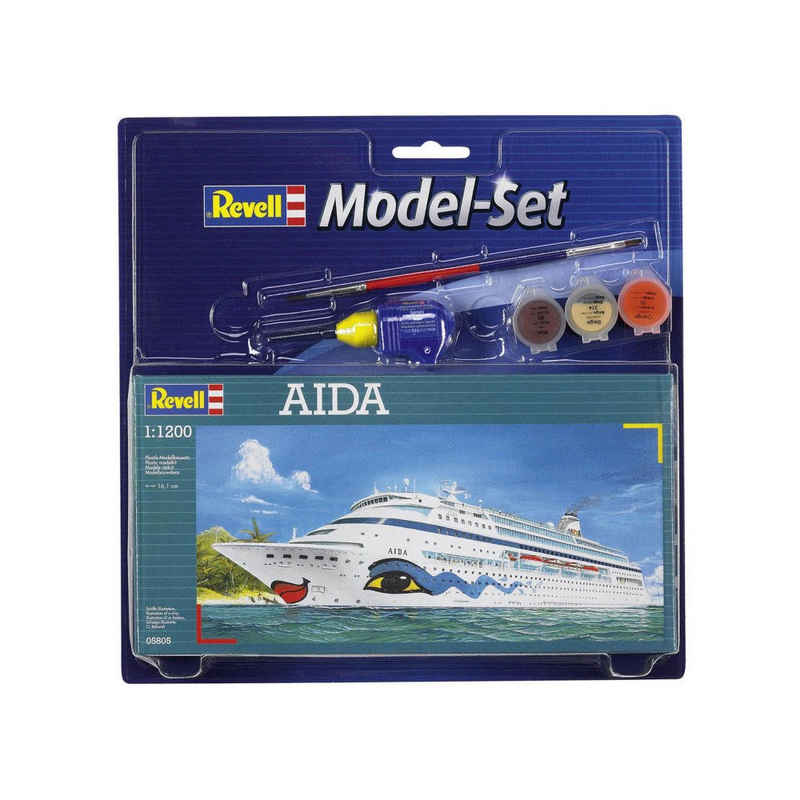 Revell® Modellbausatz »Model Set AIDA 65805«