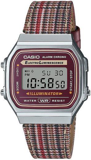 CASIO VINTAGE Chronograph »A168WEFL-5AEF«