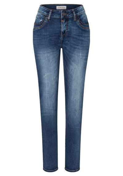 TIMEZONE Slim-fit-Jeans »Slim TahilaTZ Womanshape« aus Baumwolle