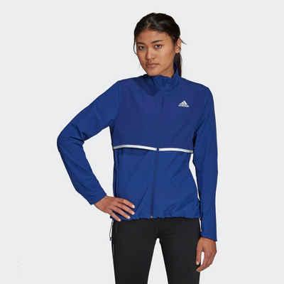 adidas Performance Trainingsjacke »adidas Own The Run Soft Shell Jacke«
