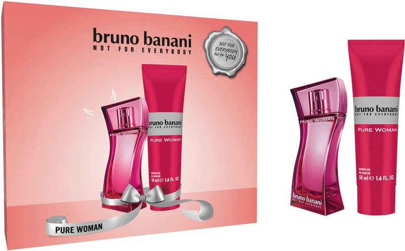 Bruno Banani Duft-Set »Pure Woman«, 2-tlg.
