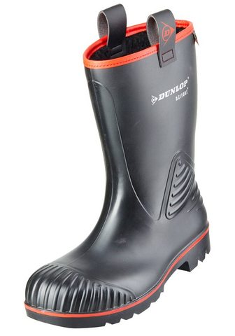 Dunlop »Rocker« Auliniai batai gumine nosimi ...