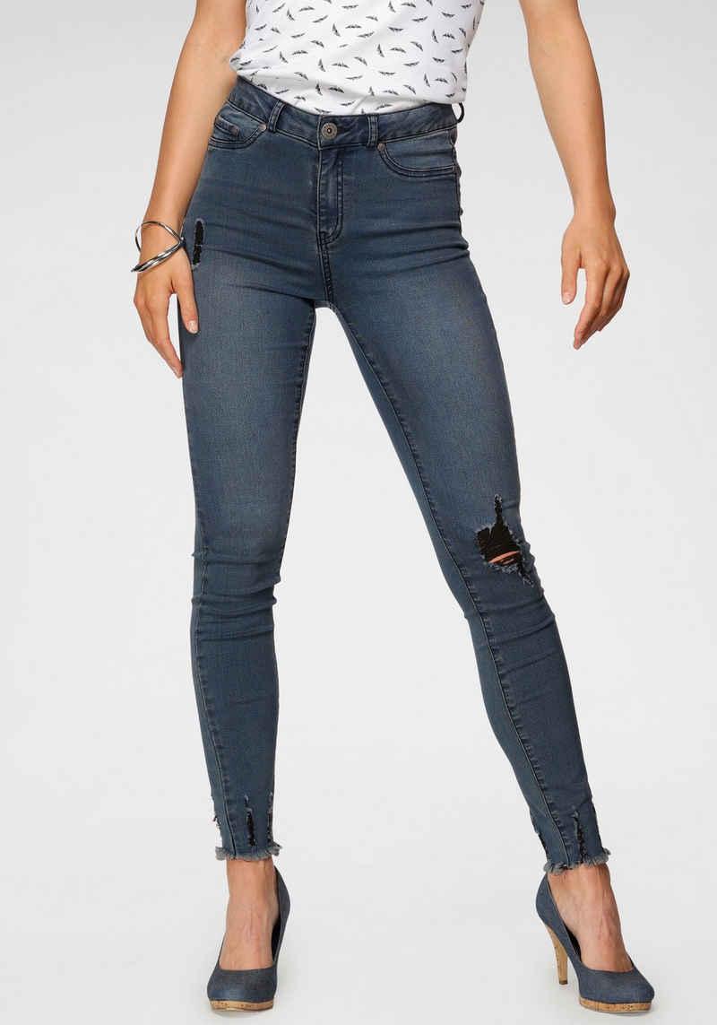 Arizona Skinny-fit-Jeans »Ultra-Stretch« High Waist
