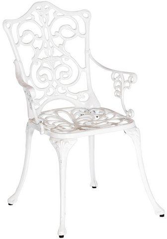 MERXX Sodo kėdė »Lugano« Aluminium weiß