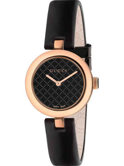GUCCI Quarzuhr »Gucci Damen-Uhren Analog Quarz«