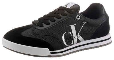 Calvin Klein Sneaker im Materialmix