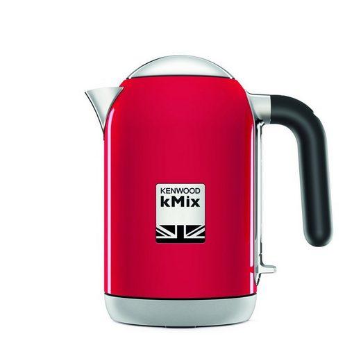 Kenwood Wasserkocher Kenwood ZJX 650RD 1L rot