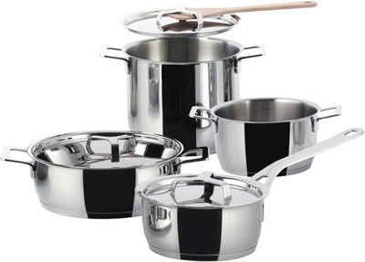 Alessi Topf-Set »Alessi Pots&Pans - Topf-Set 7-tlg.«