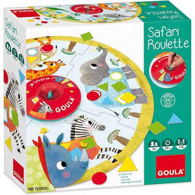 Goula Spiel, »Safari Roulette«