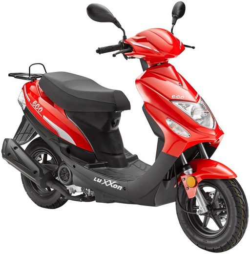 Luxxon Mofaroller »Eco«, 49 ccm, 25 km/h, Euro 4