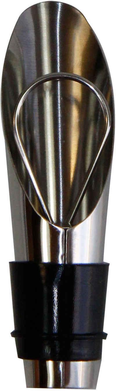 STONELINE Flaschenverschluss, ideal zum tropffreiem Einschenken