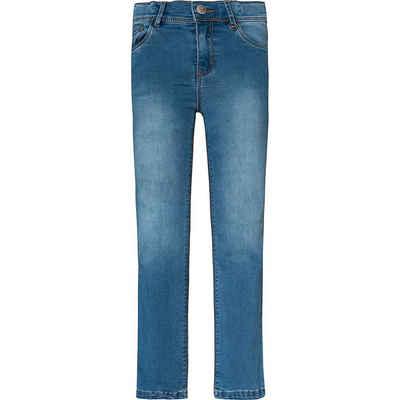 Name It Jeansshorts »Jeanshose NKFPOLLY für Mädchen«