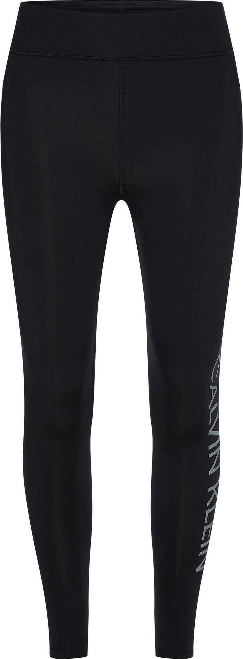 Calvin Klein Performance Leggings »WO - Tight (Full Length)« mit Calvin Klein Logo-Schriftzug seitlich am Bein