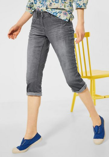 Cecil 3/4-Jeans 5-Pockets Style