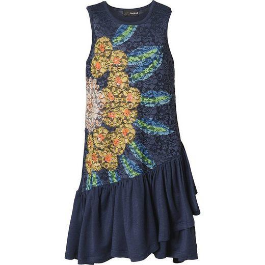 Desigual A-Linien-Kleid »Kinder Kleid«