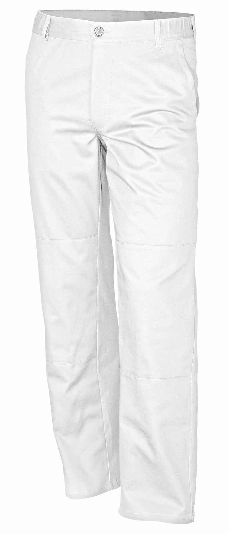 QUALITEX HIGH QUALITY WORKWEAR Arbeitshose »basic« (1-tlg) Arbeitsbundhose mit 4 Taschen - Blickdicht - Strapazierfähig - Pflegeleicht - Waschbar