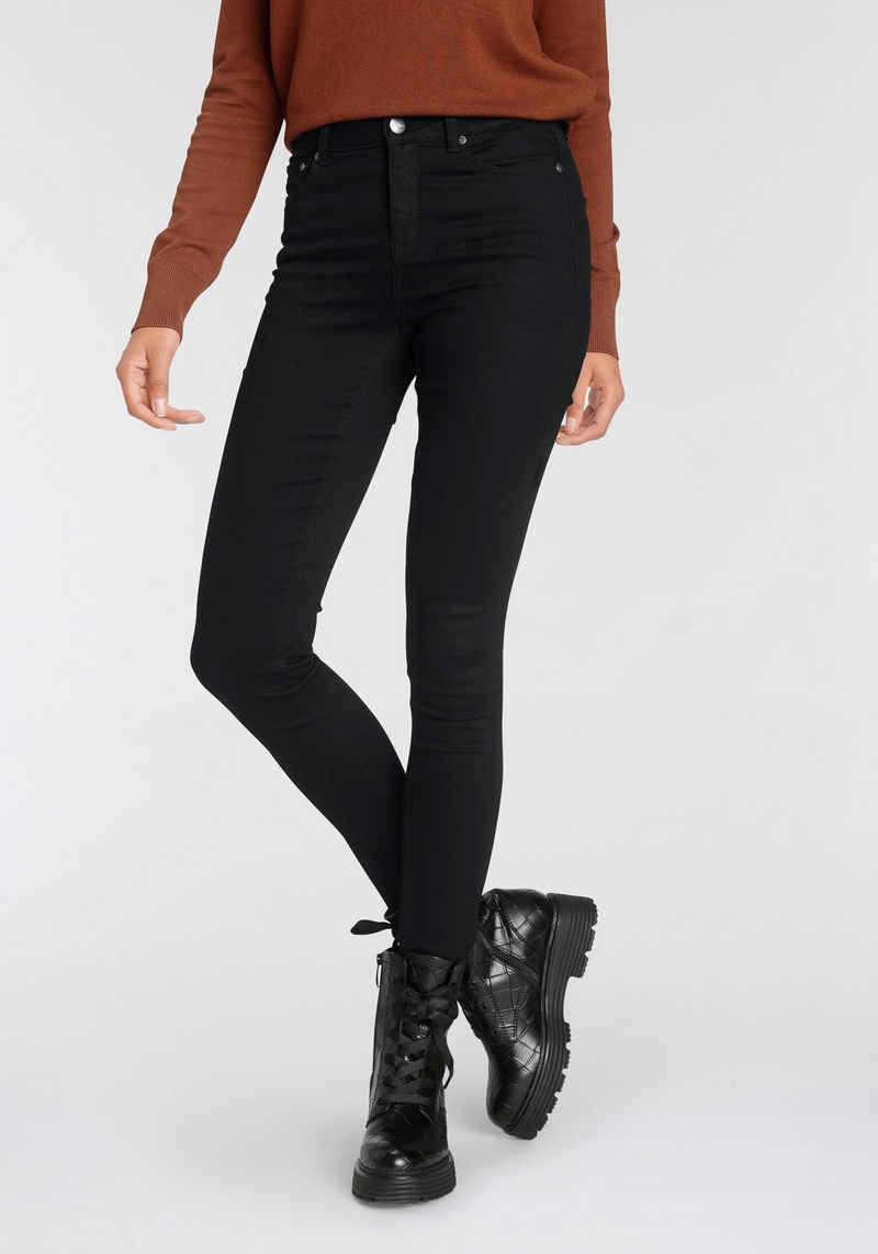 Tamaris High-waist-Jeans im Five-Pocket-Style - NEUE KOLLEKTION