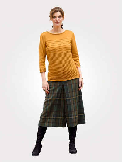 Mona Hosenrock mit klassischem Karo-Muster