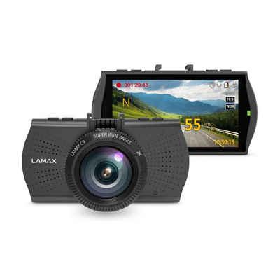 LAMAX »C9 2K« Dashcam (mit GPS, WiFi und Radarinfo)
