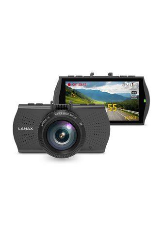 LAMAX »C9 2K« Dashcam (mit GPS WiFi ir Radar...