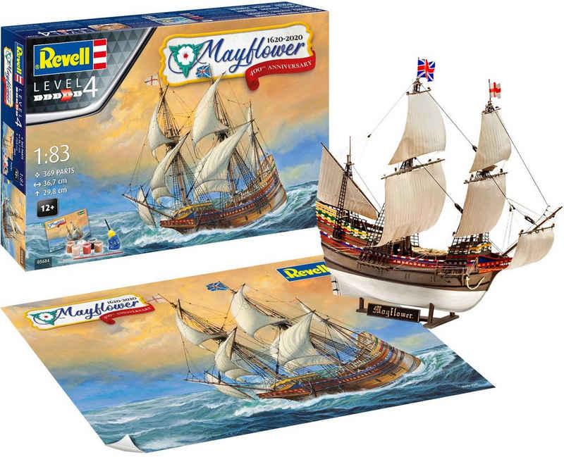Revell® Modellbausatz »Mayflower«, Maßstab 1:83, Made in Europe