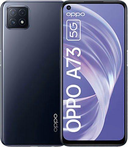 Oppo A73 5G Smartphone (16,5 cm/6,5 Zoll, 128 GB Speicherplatz, 16 MP Kamera)